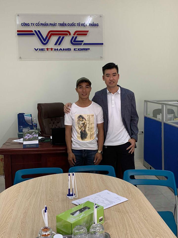 Hình ảnh các lao động xuất cảnh đi lao động - công ty Việt Thắng 8